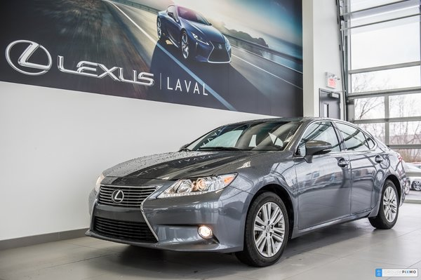 2014 Lexus ES 350 *PREMIER VERSEMENT EN AVRIL