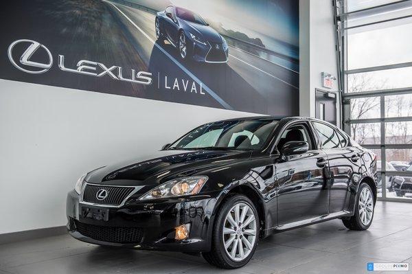 Lexus IS 250 AWD-Très propre-Un seul proprio- 2009