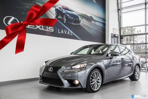 2014 Lexus IS 250 Luxe / AWD / Navigation / Caméra