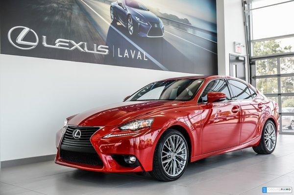 Lexus IS 300 PREMIUM-CAMERA-CUIR-TOIT 2016