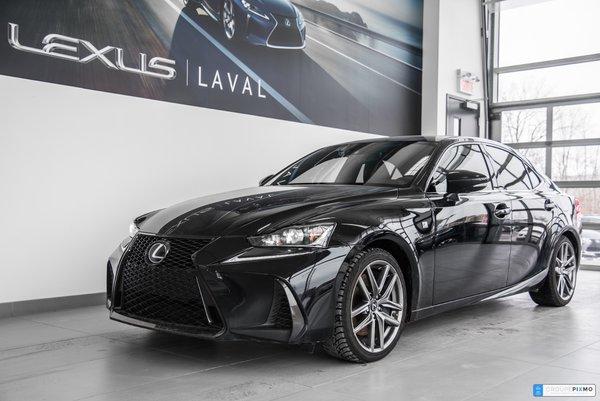 Lexus IS 350 F-Sport 3 / Navi / Taux a compter de 1.9% 2017