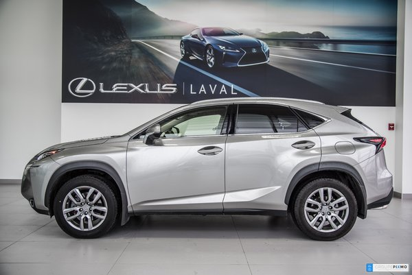 2016 Lexus NX 200t LUXE / NAVIGATION / CAMERA / CUIR