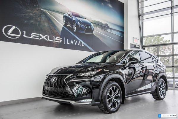 Lexus NX 200t F-Sport 1 - Taux à compter de 1.9% 2017