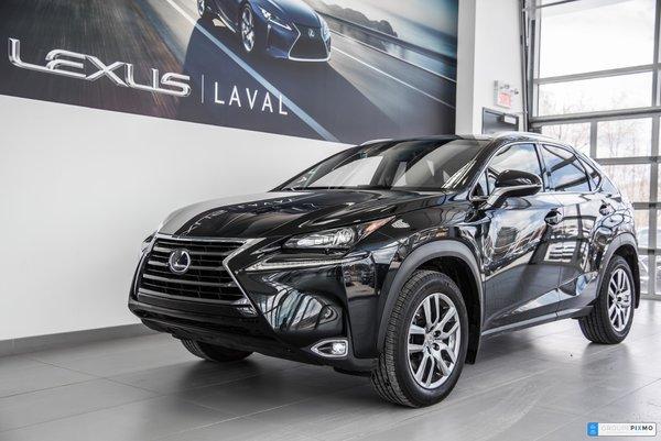 2017 Lexus NX 200t PREM. / CAMÉRA / Taux à compter de 1.9%
