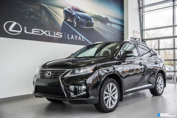 2015 Lexus RX 350 Navigation/Taux a compter de 1.9%