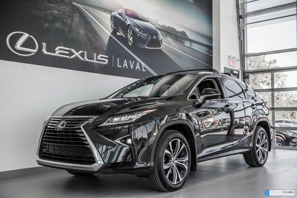 2016 Lexus RX 350 LUXE + NAVIGATION + CAMÉRA + CUIR