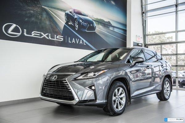 Lexus RX 350 AWD-Toit-Cuir- Taux à compter de 1.9% 2018