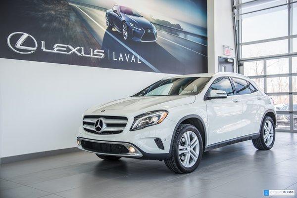 Mercedes-Benz GLA-Class GLA 250-Navigation-Bluetooth-Sièges Chauffants 2015