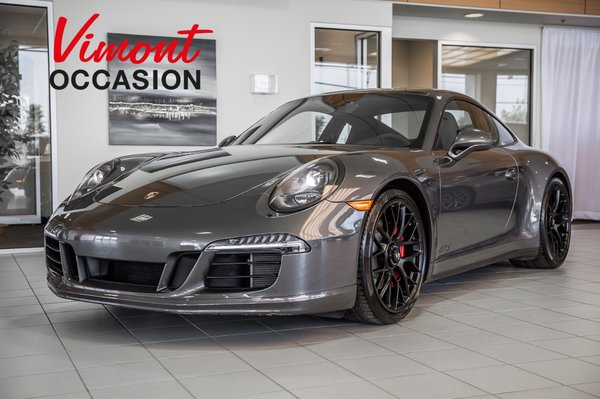 Porsche 911 CARRERA 4 GTS 2015