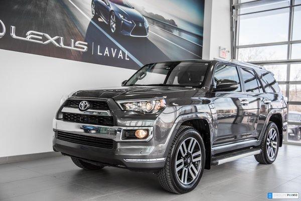 Toyota 4Runner LIMITED / NAVIGATION / CAMERA / CUIR 2018