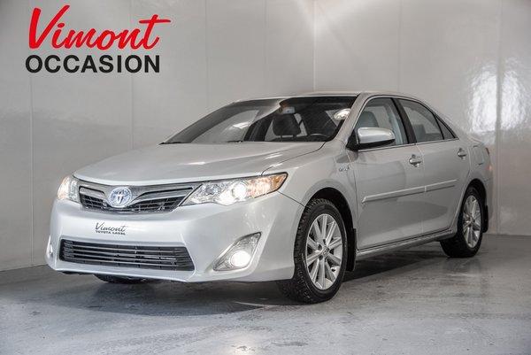 Toyota Camry Hybrid XLE MAGS SIÈGES CHAUFFANTS 2012