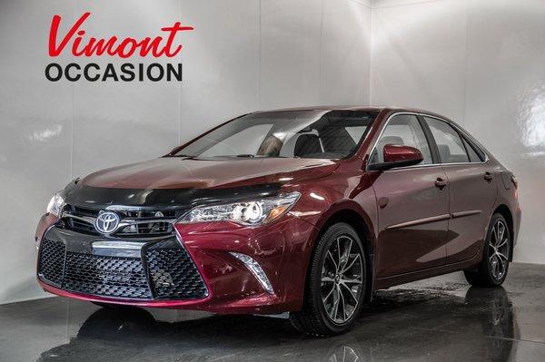 2017 Toyota Camry XSE GROUPE PREMIUM