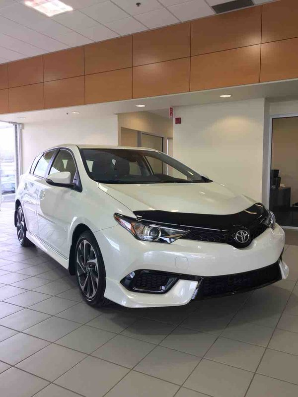 Toyota Corolla iM Im 2017
