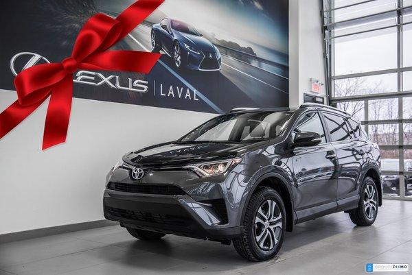 2016 Toyota RAV4 AWD LE / DÉMARREUR À DISTANCE / TAG