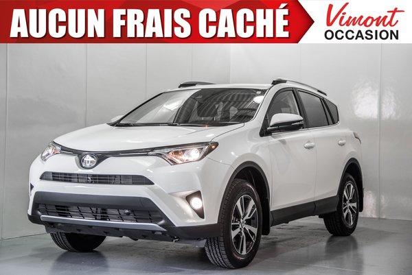Toyota RAV4 2018+FWD+XLE+CAMERA RECUL+TOIT+SIEGES CHAUFFANTS 2018