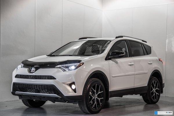 2018 Toyota RAV4 SE AWD..2150$ D'ACCESSOIRES INCLUS!!!