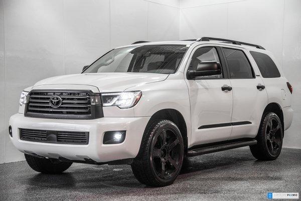 Toyota Sequoia PLATINUM 2019