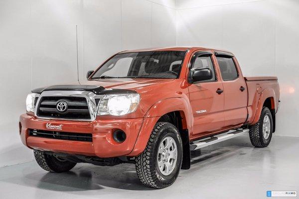 Toyota Tacoma 2008+4WD+A/C+GR ELEC+MARCHE PIED+4 PORTES 2008