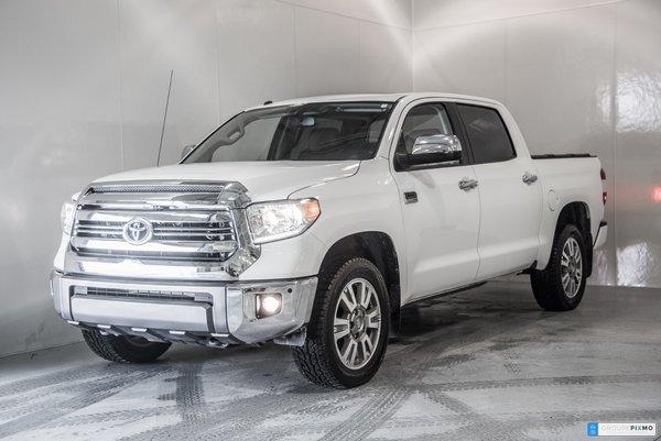 2017 Toyota Tundra EDITION 1794 - 2000$ OPTIONS