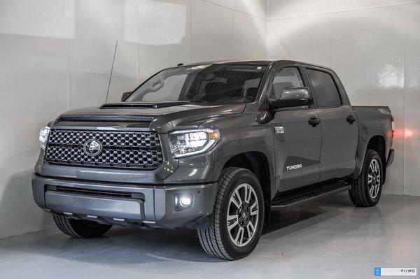 2018 Toyota Tundra SR5 GROUPE TRD SPORT