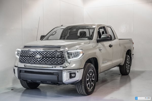 2018 Toyota Tundra SR5 PLUS TRD GROUPE HORS ROUTE