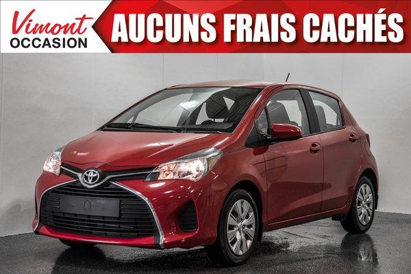 Toyota Yaris HB+LE+A/C+BLUETOOTH 2015