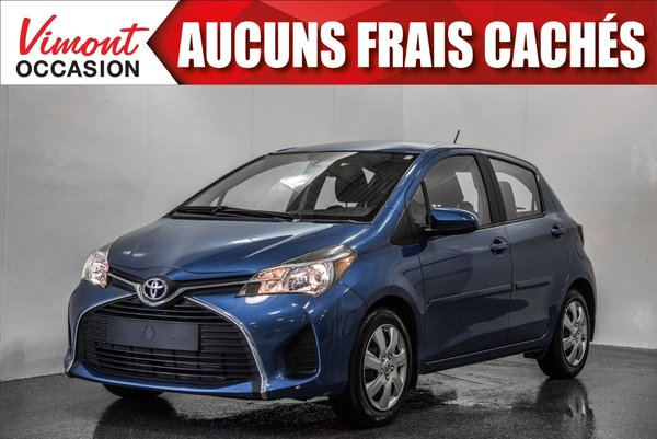 Toyota Yaris 2017+HB+LE+A/C+GR ELEC COMPLET+BLUETOOTH 2017