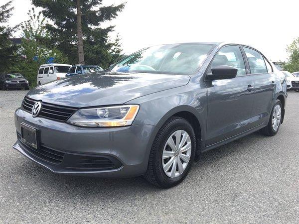 2014 Volkswagen Jetta Trendline 5spd