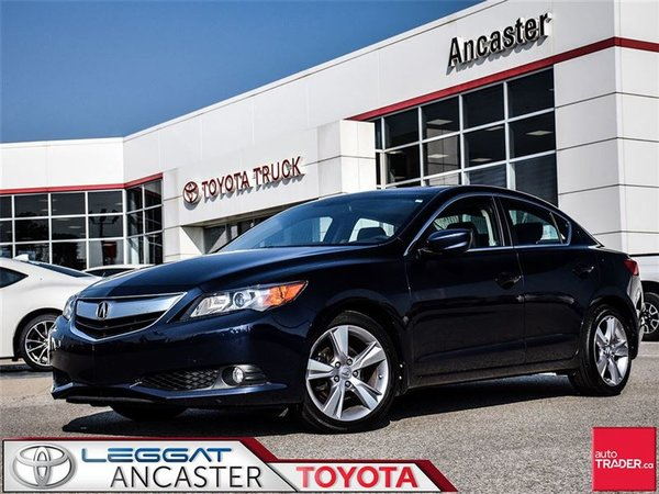 2013 Acura ILX Technology Package AND ONLY 53342 KMS!!