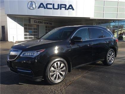 2014 Acura MDX NAVI   NEWTIRES   NEWPADS   OFFLEASE   7PASS   AWD