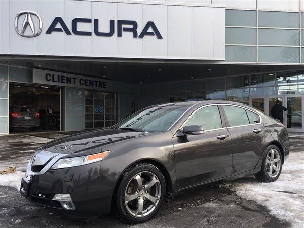 2009 Acura TL TECH   NAVI   SUNROOF   LEATHER   NEWBRAKES