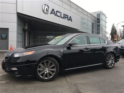 Used 2014 Acura TL A-Spec for sale - $23989.0 - 47,580 KM   Acura on