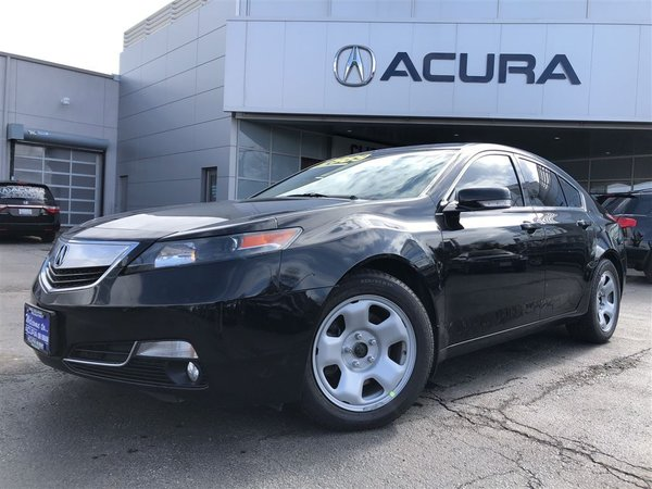2014 Acura TL TECH   NAVI   ONLY62000KMS   3.3%   280HP