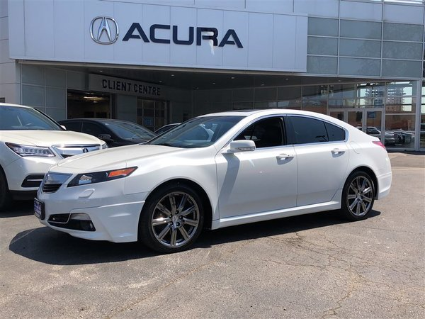 2014 Acura TL ASPEC   TINT   AWD   ONLY59000KMS   3.3%