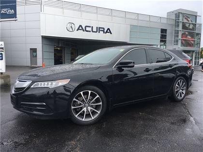2015 Acura TLX TECH   P-AWS   2NEWTIRES   TINT   NAVI