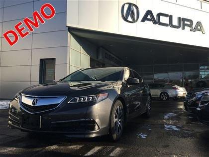 2016 Acura TLX 4CYL   TECH   COMPANYDEMO   $9000.00OFF