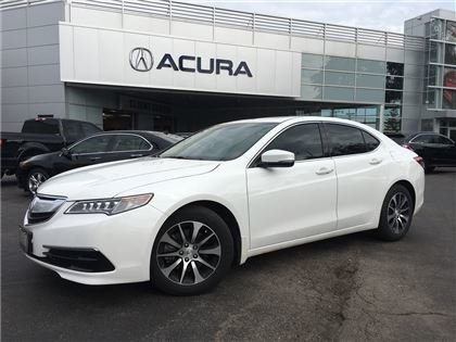 2016 Acura TLX 4CYL   TECH   SAVE$9000.00   DEMO   ONLY9100KMS