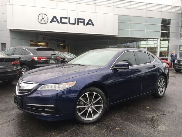 2016 Acura TLX TECH   NAVI   OFFLEASE   2.90%   TINT   1000$OFF