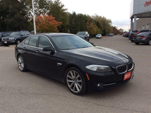 2011 BMW 5 Series 535i xDrive....NAVIGATION...