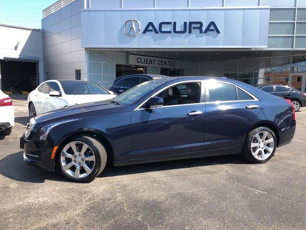 2015 Cadillac ATS TURBO   LUXURY   1OWNER   NOACCIDENTS   NAVI