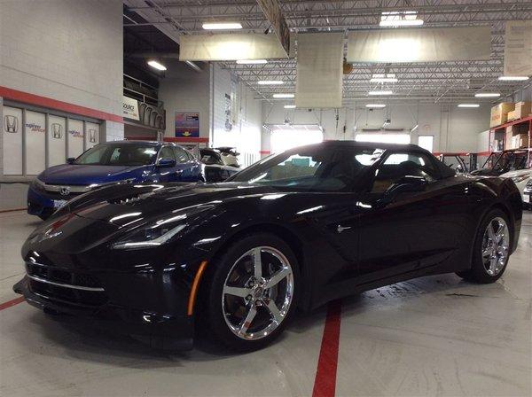 2015 Chevrolet Corvette 3LT..Navigtaion..Auto..