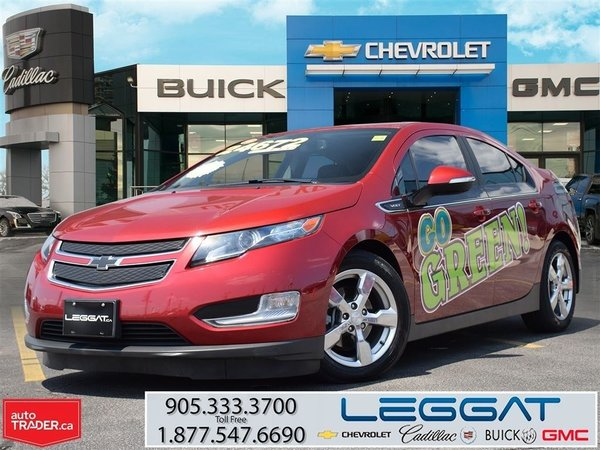 2015 Chevrolet Volt Electric PREMIUM PACKAGE/SAFETY PACKAGE 1&2/NAV