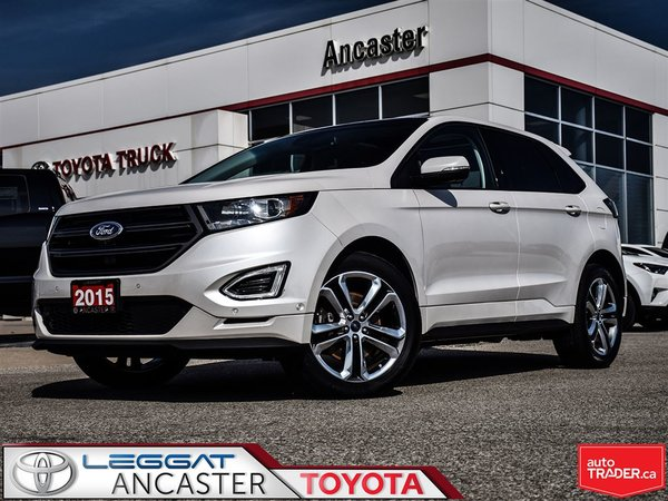 2015 Ford Edge Sport AWD ONLY 55013 KMS!!