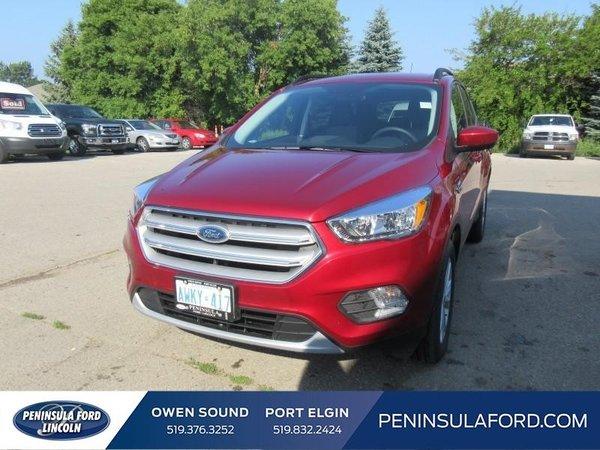 2018 Ford Escape SE  *SERVICE LOANER*