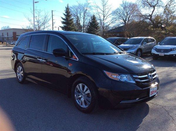 2014 Honda Odyssey EX..accident free..1 owner..
