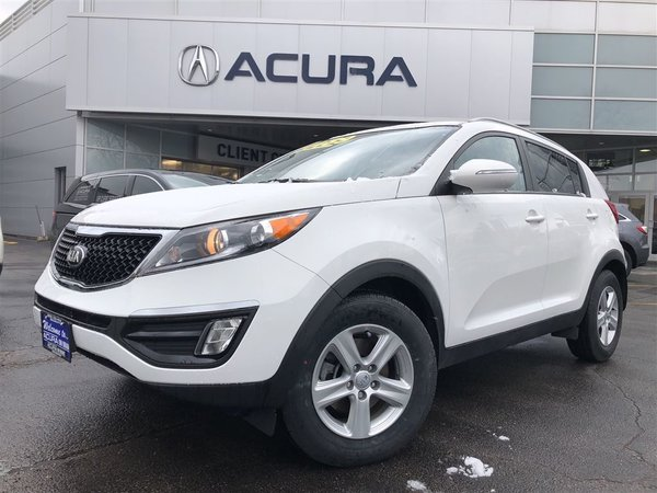 2015 Kia Sportage LX   ONLY62000KMS   HTDSEATS   6SPD   NEWTIRES