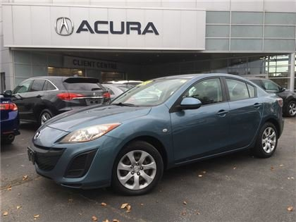 2010 Mazda Mazda3 GS   NEWREARBRAKES   ONLY83000KMS