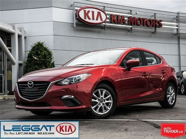 2014 Mazda Mazda3 GS-SKY - Navi, Backup Camera, Touch Infotainment