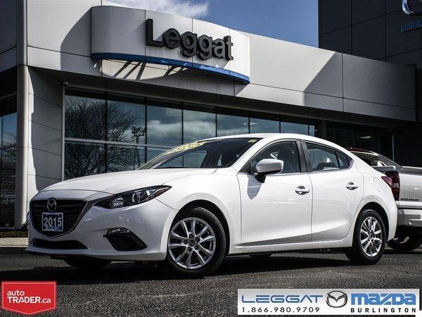 2015 Mazda Mazda3 GS AUTOMATIC NAVIGATION
