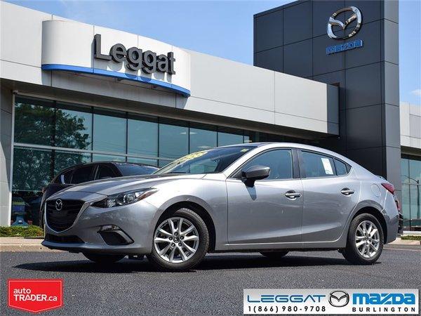2016 Mazda Mazda3 GS AUTOMATIC